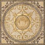 carrelage versace exclusive beige Oro