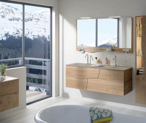 meuble de salle de bain sherwood