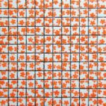 Flor orange