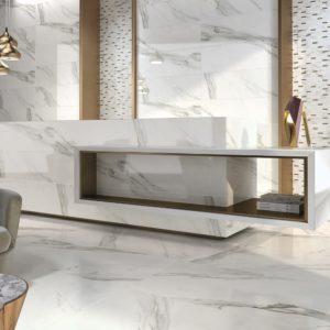 carrelage calacatta 60x120 cm