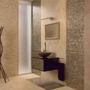 mosaïque bohemia en marbre