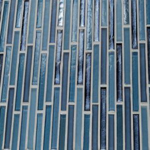 mosaïque deep en verre