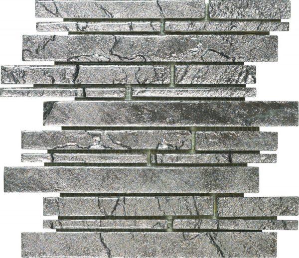mosaïque duende platinium 30×30