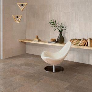 carrelage amalfi aspect pierre par keros