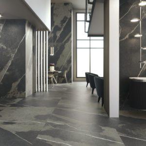 Carrelage naoki aspect marbre