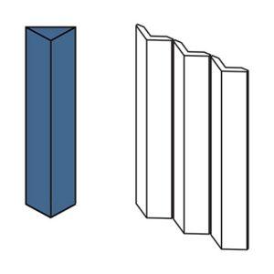 Triangle Large Blue 3 pcs