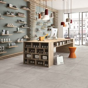carrelage concrete jungle aspect beton par tendance carrelage honfleur
