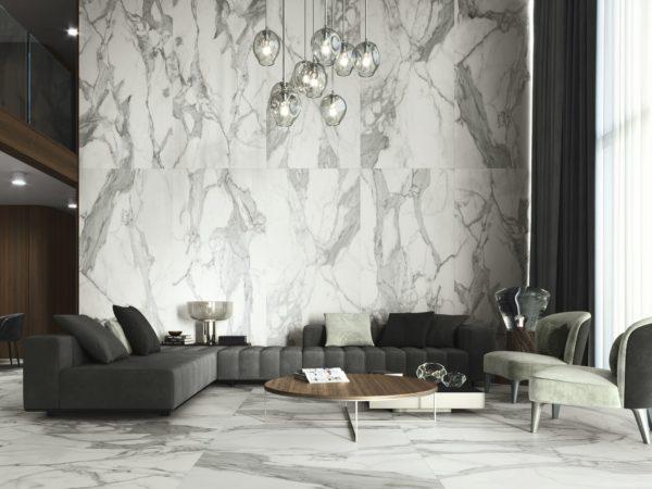 carrelage invictus aspect marbre baldocer