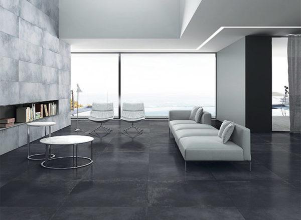 carrelage more5 ice dark par tile ceramiche
