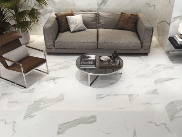 carrelage patmos aspect marbre
