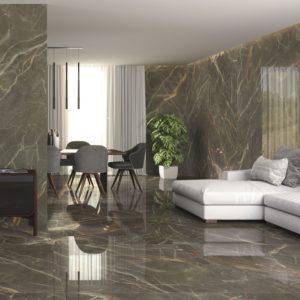 carrelage riscal aspect marbre par baldocer