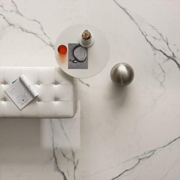 carrelage slimtech timeless marble tendance carrelages honfleur