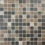 Mosaico madera forest sueves