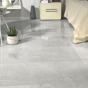 carrelage bali gris aspect marbre par ecoceramic