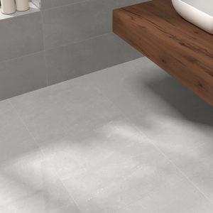 carrelage bellagio aspect ciment par ecoceramic