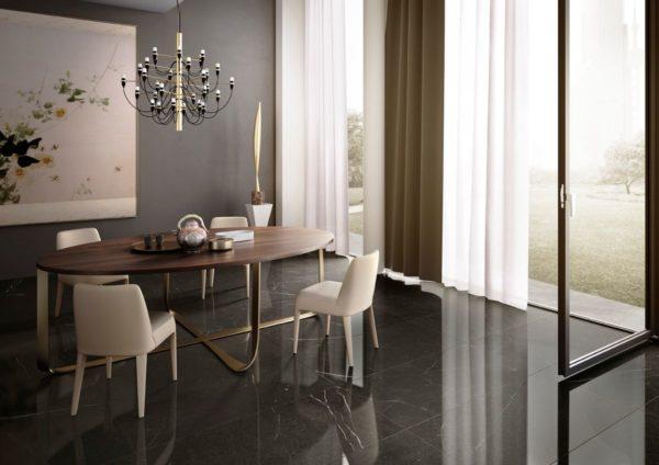 carrelage intérieur genius b aspect marbre par imola ceramica