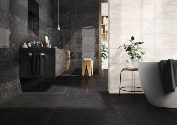 carrelage intérieur genius riv4 aspect marbre par imola ceramica