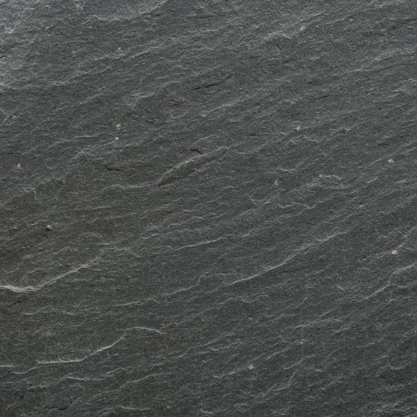ardoise carré noir en pierre naturelle cupastone