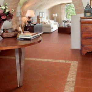 carrelage i chiostri pour intérieur aspect terre cuite par sant'agostono