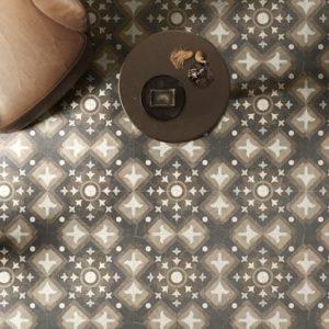 carrelage intarsi glam pour intérieur mélange de bois et de marbres